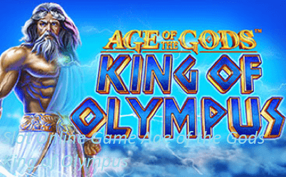 Slot Online Game Age of the Gods King of Olympus
